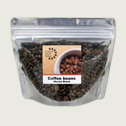 コーヒー チャック付スタンド袋 パッケージ
