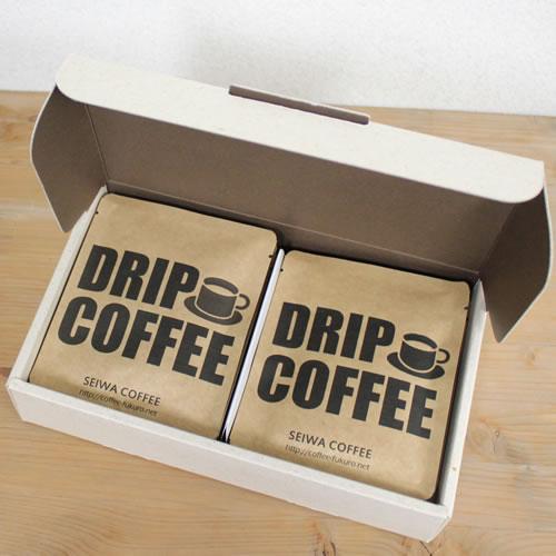 ナチュラルなコーヒーのギフト